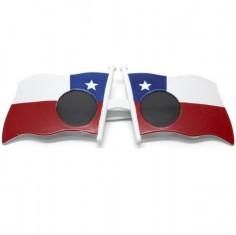 Anteojo Bandera Chile  Anteojos