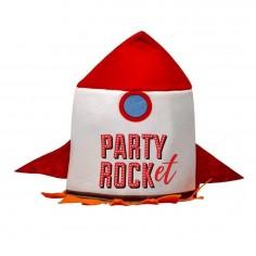 Gorro Cohete Party Rock  Gorros de Cotillón
