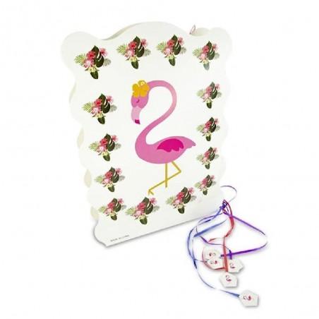 Pack Cumpleaños Flamenco x 18  Cotillón Flamenco