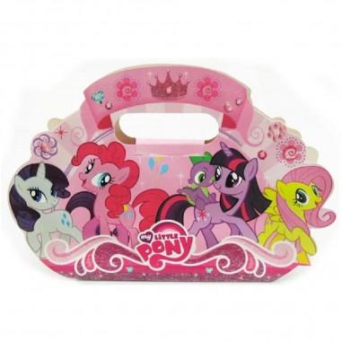 Maletita Sorpresas Pony My Little Pony x 6  Cotillón My Little Pony