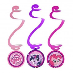 Deco Colgante My Little Pony  Cotillón My Little Pony