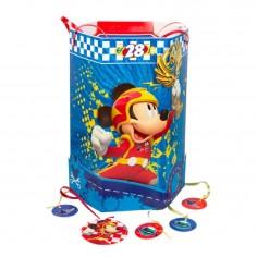 Piñata Hexagonal Mickey Mouse  Cotillón Mickey Mouse