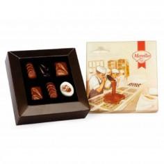 Chocolate Bombones Sorrento 6 un  Cotillón Día de la Madre y Enamorados