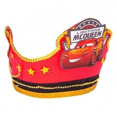 Corona Festejado Cars  Cotillón Cars
