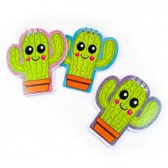 Libretitas Cactus x 6  Sorpresas