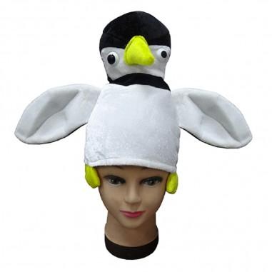 Gorro Pingüino  Gorros de Cotillón