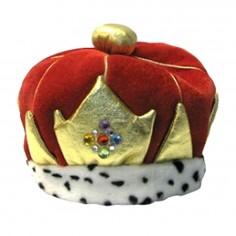 Gorro Corona Rey  Gorros de Cotillón