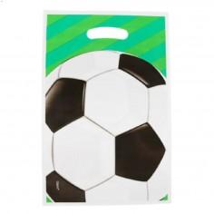 Bolsa Dulces Fútbol x 6  Cotillón Fútbol