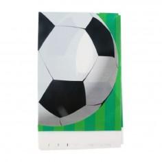 Mantel Cumpleaños Futbol  Cotillón Fútbol