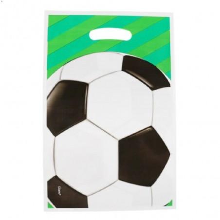 Pack Cotillón Cumpleaños Futbol x 18  Cotillón Fútbol