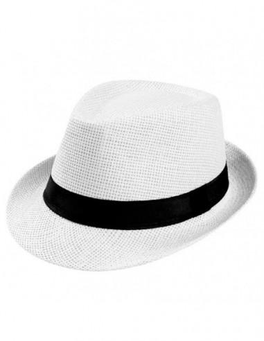 Gorro Gangster Blanco $ 2.500