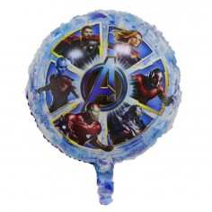 Globo Metálico Avengers A  Cotillon Avengers