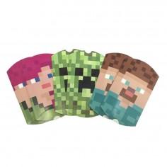 Caja Sorpresa Minecraft x 6  Cotillón Minecraft