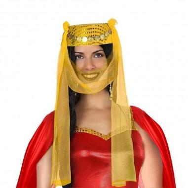Gorro Árabe Mujer  Gorros de Cotillón