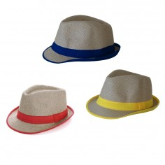 Pack 12 Gorros Gangster Playero Cinta Colores  Pack Gorros