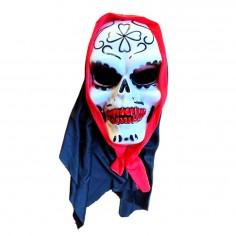Máscara Halloween Esqueleto  Antifaces y Máscaras