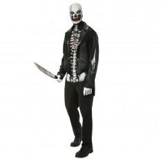 Disfraz Skeleton Adulto Premium  Disfraces Adultos