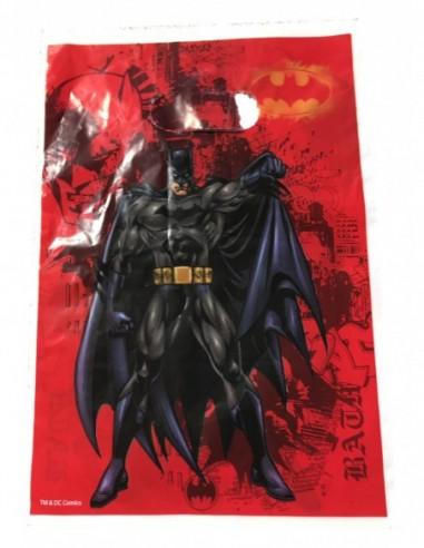 Bolsa Dulces Cumpleaños Batman x 6  OFERTAS