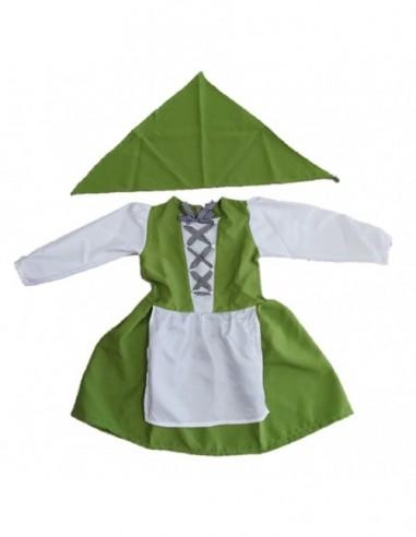 Disfraz Gretel Día del Libro  Disfraces Niñas y Niños