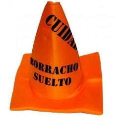 Gorro Cono Borracho Suelto $ 3.000