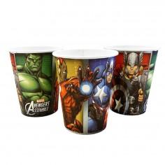 Vaso Avengers x 6  Cotillon Avengers