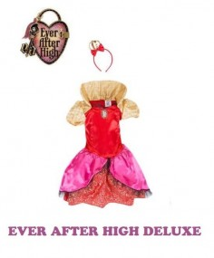 Disfraz Ever After Hight Apple White NIÑA  Disfraces Niñas y Niños