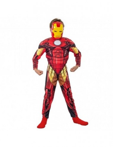 Disfraz Avengers Ironman 7.9 $ 19.000