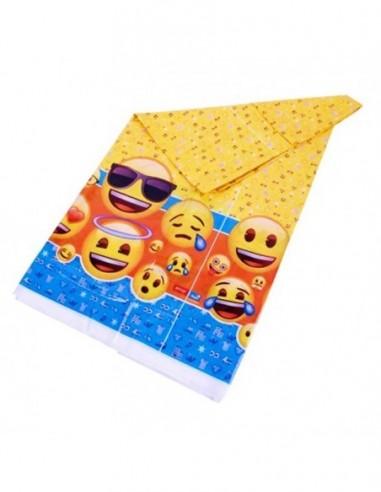 Mantel Emoji  Cotillón Emoji