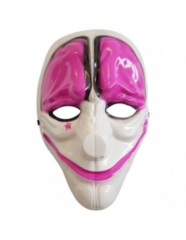Máscara Payday Hoxton  Antifaces y Máscaras