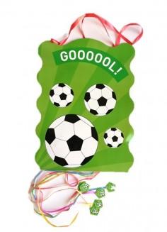 Piñata Fútbol  Cotillón Fútbol