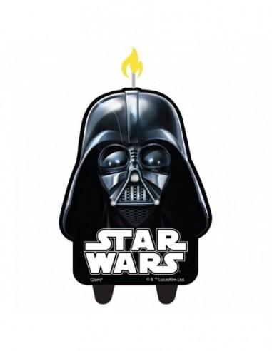 Vela Star Wars  Cotillón Star Wars