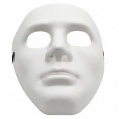 Máscara Hombre Blanca  Antifaces y Máscaras