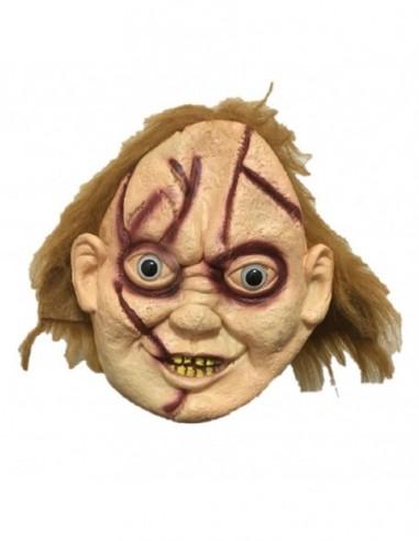 Máscara Muñeco Chucky  Antifaces y Máscaras