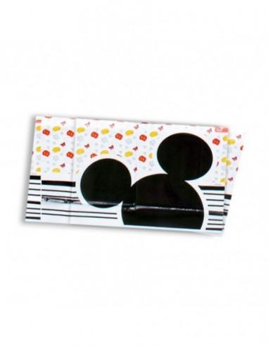 Mantel Mickey Mouse Clásico  Cotillón Mickey Mouse