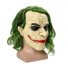 Máscara Látex Guasón Joker  Antifaces y Máscaras
