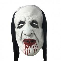 Máscara Látex Monja  Antifaces y Máscaras