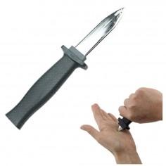 Cuchillo Retráctil Halloween  Accesorios Halloween