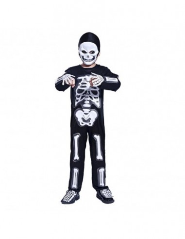 Disfraz Esqueleto Niño  Disfraces Niñas y Niños