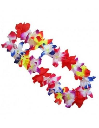 Collar Hawaiano Multicolor  Collares