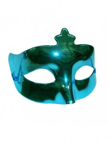Antifaz Veneciano Cruz Liso  Antifaces y Máscaras