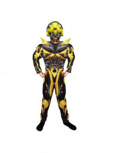 Disfraz Bumble Bee Deluxe Transformers NIÑO  Disfraces Niñas y Niños