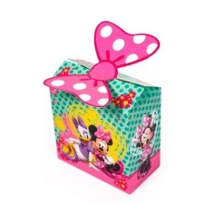 Maletín Sorpresa Minnie Mouse x 6  Cotillón Minnie Mouse