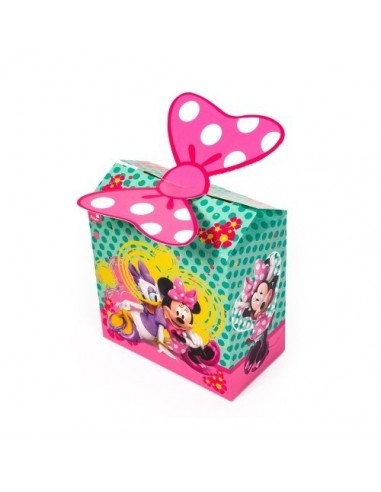 Maletín Sorpresa Minnie Mouse x 6  Cotillón Minnie Mouse