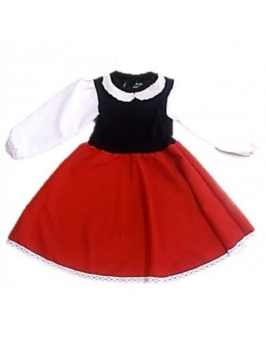 Disfraz Caperucita Roja NIÑA  Disfraces Niñas y Niños
