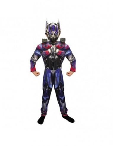 Disfraz Optimus Prime Deluxe Transformer NIÑO  Disfraces Niñas y Niños