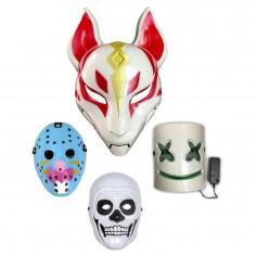 Mix Máscara Fortnite x 4  Antifaces y Máscaras