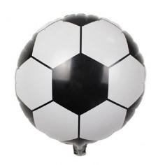 Globo Metálico Pelota de Fútbol $ 1.600