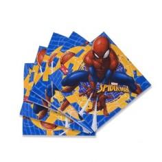 Servilleta Spiderman x 12  Cotillón Spidermann