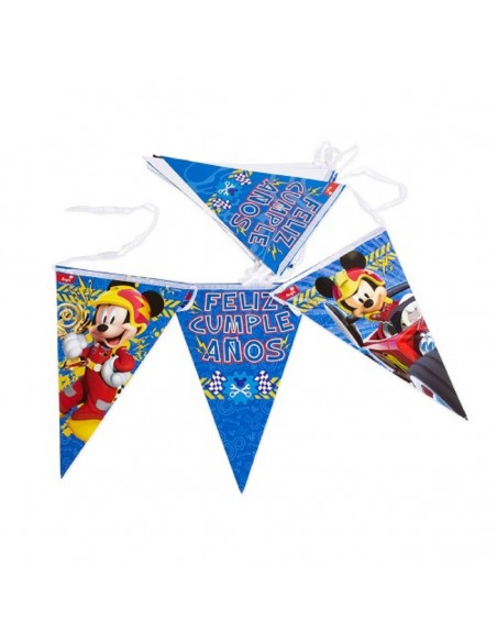 Pack Cumpleaños Mickey Mouse x 24  Cotillón Mickey Mouse