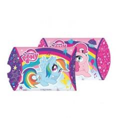 Caja Sorpresa Cumpleaños My Little Pony x 6  Cotillón My Little Pony